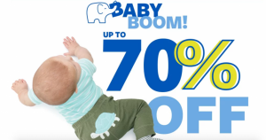 Carter's: 3-4 Piece Baby Bodysuit Sets 70% off!!!!