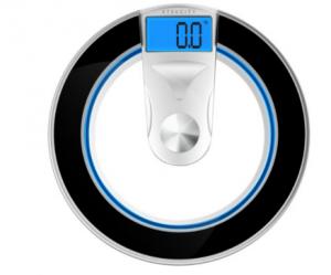 Etekcity Modern Digital Body Weight Bathroom Scale, 400lb, Circular Design only $19.88!!! (reg. $80)