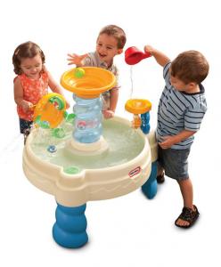 Little Tikes Spiralin' Seas Waterpark Play Table just $34! Reg. $55