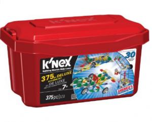 K'NEX 375 Piece Deluxe Building Set only $23.35 (reg. $150)!!!