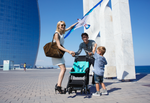 "The gbPockit Stroller is the best ""On-The-Go"" Stroller out there!"