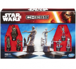 Star Wars Chess Game now $23.89 (reg. $31.99)!!!