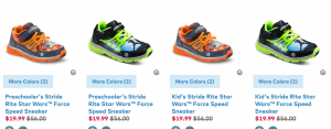 Stride Rite: 1 Day Sale!!! Shoes just $19.99 + Free shipping! Reg. $50+!