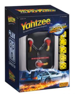 YAHTZEE: Back to the Future Collector's Edition Board Game $12.18 (reg. $24.99)!!!