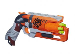 Nerf Zombie Strike Hammershot Blaster just $10.38! Reg. $15.99