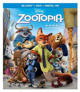 Pre-order Zootopia (BD/DVD/Digital HD) now for $24.96 (reg.39.99)!!!