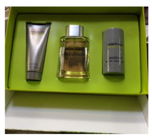 Kenneth Cole Reaction 3 Piece Gift Set for Men (Eau de Toilette Spray Plus After Shave Balm Plus Deodorant Stick) Just $37.99 (reg. $49.99)!!!