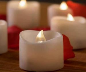 Mars Flameless Candles – 12 White Bright LED Tea Lights only $15.95 (reg. $22.99)!!!