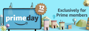 Amazon Prime Day just Announced!! July 12; over 100,000 Deals for Prime Members!