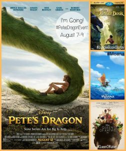 Back to Hollywood! Covering the Pete's Dragon Movie Premiere!