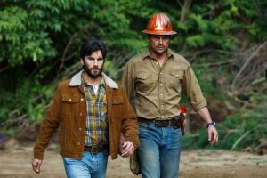 Exclusive Interview with Wes Bentley in Disney's Pete's Dragon