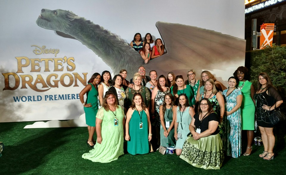 PetesDragonEvent-Bloggers