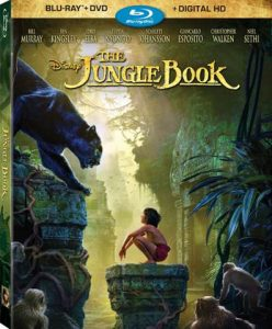 The Jungle Book Movie now Available on DVD and BluRay!
