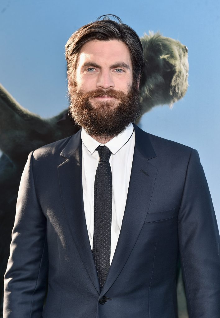 wes bentley red carpet