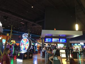 Fun for All Ages at Main Event!!