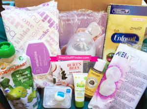 FREE Box of Baby Items!!! $35 Value! While Supplies last!
