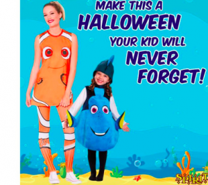 Print 3 NEW Spirit Halloween Coupons Valid In-Store AND Online