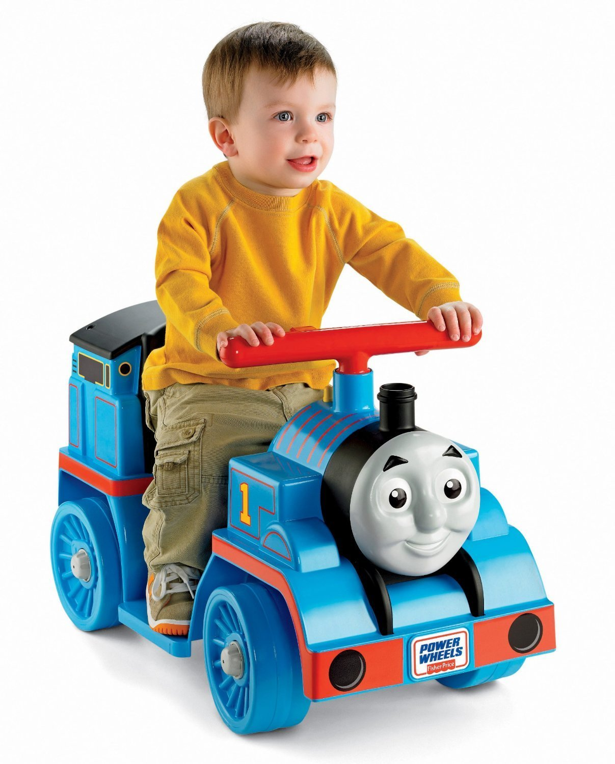 Thomas Power Wheels The Train Engine Vehicle 83 89 Wheel N Toys For 1 Month Old Baby
