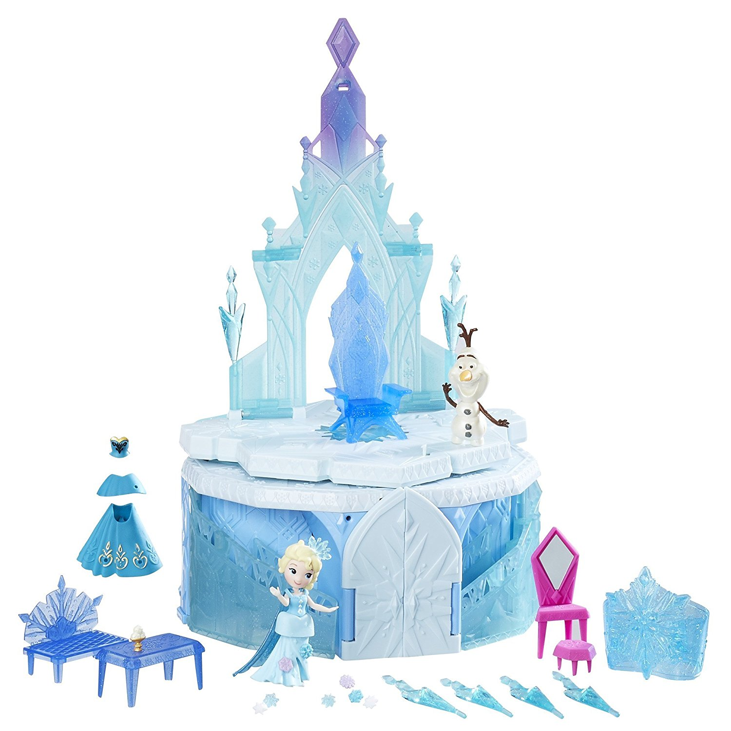Disney Frozen Little Kingdom Elsa S Magical Rising Castle