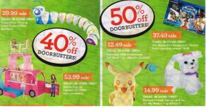 ToysRUs Black Friday Ad