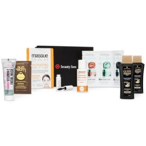 Target's February's Beauty Box Only $10