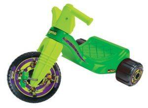 Big Wheel Junior Racer Teenage Mutant Ninja Turtles Ride On $15 (reg. $29.99)