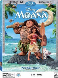 Pre Order Moana $19.99 + $5 gift card