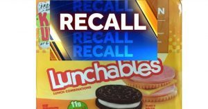 Lunchable Recall