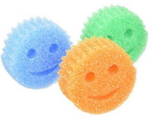 Scrub Daddy Color Sponge (3 Pack) $9.99