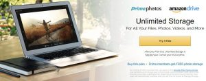Save an Extra 20% off Amazon Drive – 12 month Plan (Unlimited Storage) $47.99