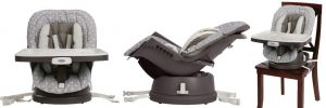 Graco SwiviSeat 3-in-1 High Chair Booster Seat Only $42.39 ( Reg $69.99)