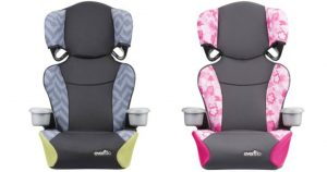 Evenflo Big Kid Booster Seat $22.88 (Reg. $59.97)