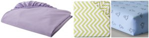 Circo Fitted Crib Sheets $5.99