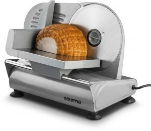 Gourmia Counterman Professional Electric Power Food & Meat Slicer with 7.5″ Blade $59.99 (Reg. $99.99)