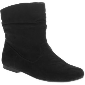 Faded Glory Women's Essential Slouch Boot $6.88