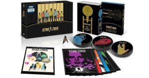 Star Trek: 50th Anniversary Blu-ray Collection $79.99 (Reg. $129.99)