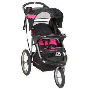 Baby Trend Expedition Jogger Stroller, Bubble Gum  $54.88 (reg. $79.88)