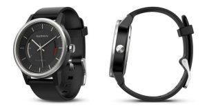 Garmin Vivomove Sport Activity Tracking Watch Black With Sport Band $77.99 (reg. $149.99)