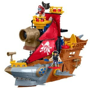 Fisher-Price Imaginext Shark Bite Pirate Ship $28.99 (Reg. $49.99)
