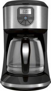 Black & Decker 12-Cup Coffeemaker  $24.99