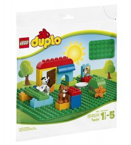 LEGO DUPLO Creative Play Lego Duplo Large Green Building Plate $10.49