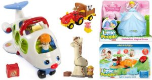 Buy 1 Get 1 FREE Fisher-Price Toy Sale