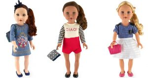 Journey Girls 18″ Dolls  $15.98 Shipped (Regularly $39.99) TODAY ONLY