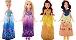 2 Disney Princess Dolls AND $5 Target Gift Card $15.98