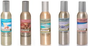 Yankee Candle: Buy 1 Get 2 FREE Room Sprays Coupon! Just $7.99