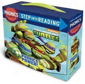 Teenage Mutant Ninja Turtles Step into Reading $7.27 (Reg.$12.99)