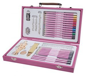 ALEX Art Studio Expressions Drawing & Sketch Case Set $15.98 (reg $53.00)