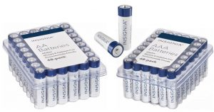 Insignia AA Or AAA 48-Count Battery Packs $6.99
