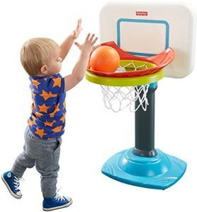 Fisher-Price Grow-to-Pro Junior Basketball $28.64 (reg. $44.99)
