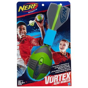 40% Off Nerf Vortex Howler Football $7.91